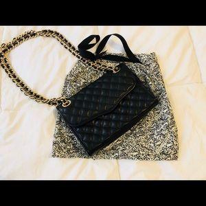 Handbags - Rebecca Minkoff Leather Chain Bag